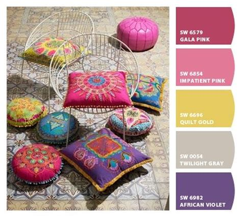 bohemian color scheme 200 best images about crochet color schemes on pinterest