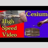 Cesium In Water | 480 x 360 jpeg 30kB