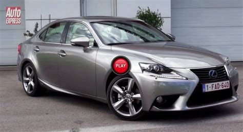 autoexpress says new lexus is300 hybrid is a car but