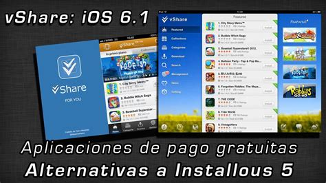 how to install vshare ios 8 8 0 2 without jailbreak iphone 6 instala vshare en ios 6 1 alternativas a installous 5