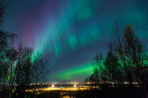 when do the northern lights happen a something about the northern lights