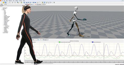 Desk Measurements by Mvn Biomech Products Xsens 3d Motion Tracking