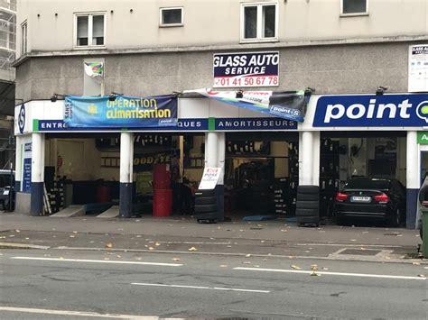 garage pantin glass auto service point s pantin garage automobile