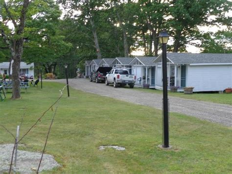 acres motel cottages view of the bay picture of sea acres motel cottages pemaquid tripadvisor