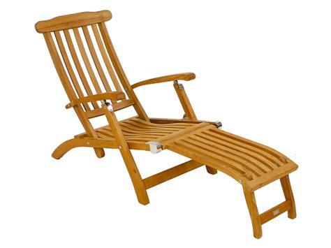 Teak Deck Chairs Flores Deck Chair By Fischer M 214 Bel