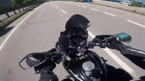 motosiklet ile uzun yol  km pulsar  ns youtube