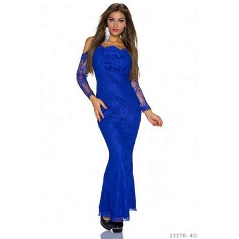 blauwe overhemd jurk kanten blauwe jurk