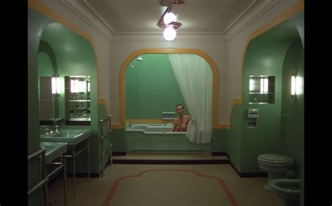 the shining woman in bathtub bathroom scene in the shining home design