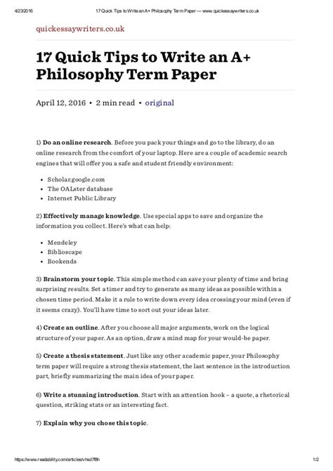 how to write a philosophy paper philosophy of nursing essay personal philosophy of