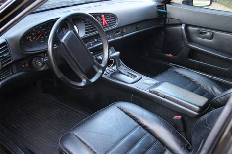 porsche electric interior 1988 porsche 944 automatic buy classic volks