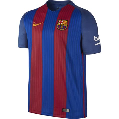 barcelona jersey 2017 nike barcelona home junior short sleeve jersey 2016 2017