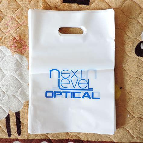 20x30cm custom printed logo promotion bag custom printed gift plastic bag shopping bag in