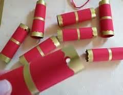 make new year firecrackers petardos de papel
