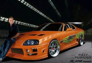 Fast And Furious Toyota Supra The Fast And The Furious Toyota Supra Fast And Furious 2