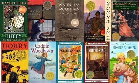 newbery award winning picture books dan s top 100 everything 33 newbery winners