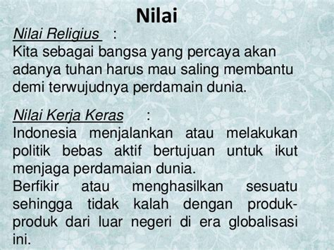 Politik Luar Negeri Indonesia Dan Isu Keamanan Energi contoh globalisasi politik di dunia horner unofficial