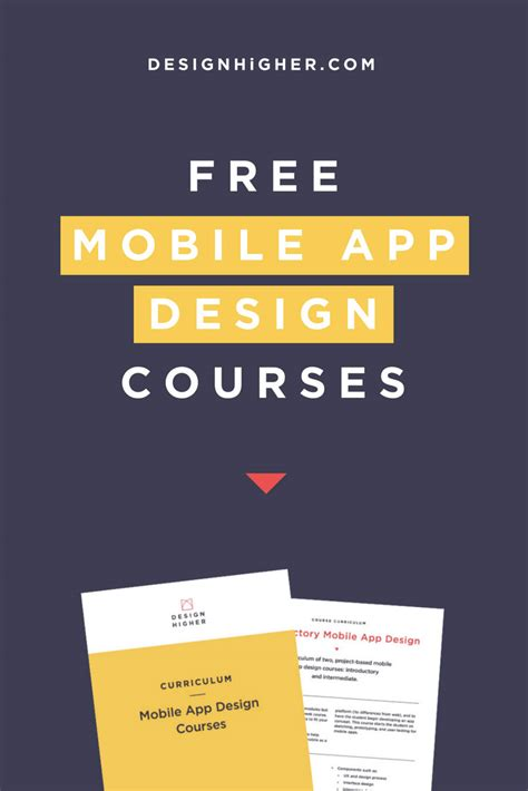 app design course free creating a mobile app design curriculum here s how