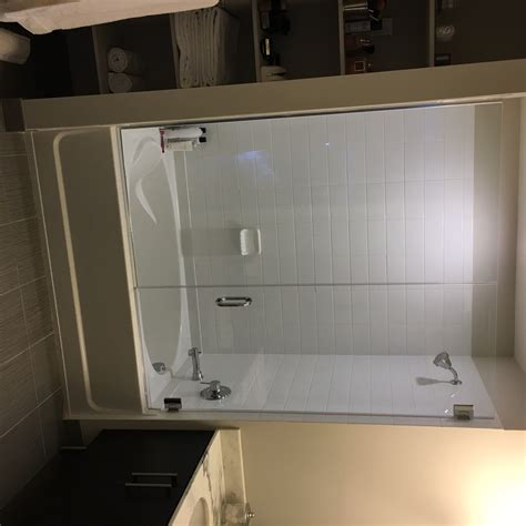 frameless bathtub enclosures enclosure door wall mount enclosure rectangular