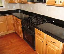 Kitchen Backsplash Ideas With Black Granite Countertops by Backsplash Ideas For Black Granite Countertops The
