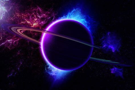 cool saturn saturn wallpaper fantastic animated saturn space