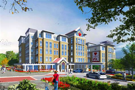 Ronald Mcdonald House Baltimore by New Ronald Mcdonald House Jdb Engineering Inc