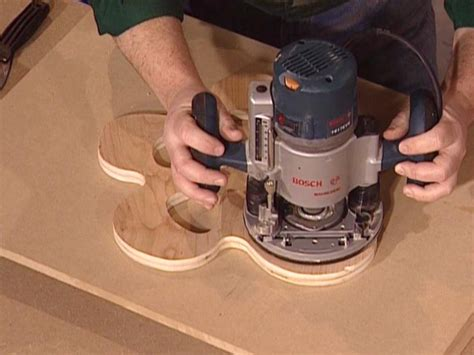 router woodworking how to use how to use router templates and bearing guides how tos diy