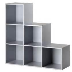 cube 6 niches escalier gris achat vente boite de