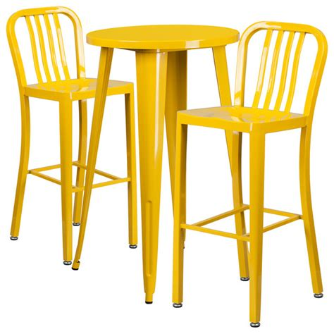 Yellow Bistro Table And Chairs Yellow Bistro Table Yellow Cadiz Mosaic Bistro Table World Market Vintage Yellow Bistro Patio
