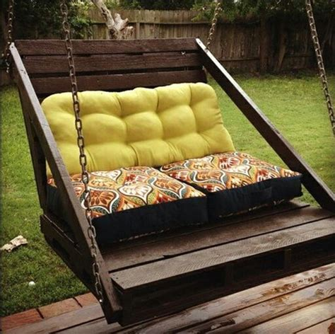 pallet backyard furniture modern diy patio furniture ideas