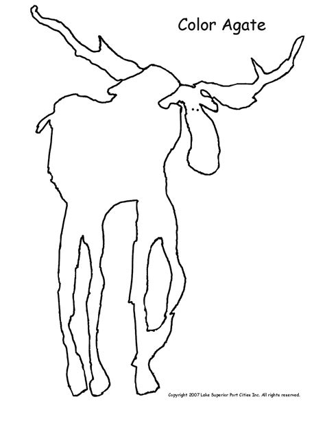 if you give a moose a muffin coloring pages coloring pages