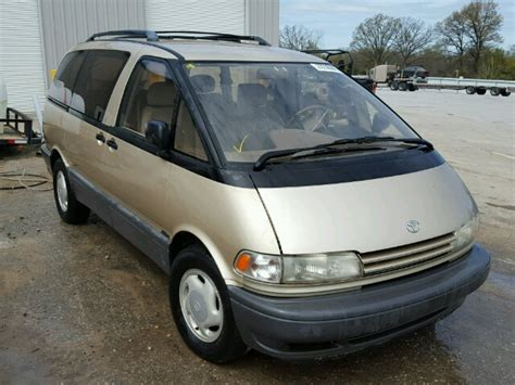 manual cars for sale 1994 toyota previa lane departure warning auto auction ended on vin jt3ac24s0r1036480 1994 toyota previa le in springfield mo