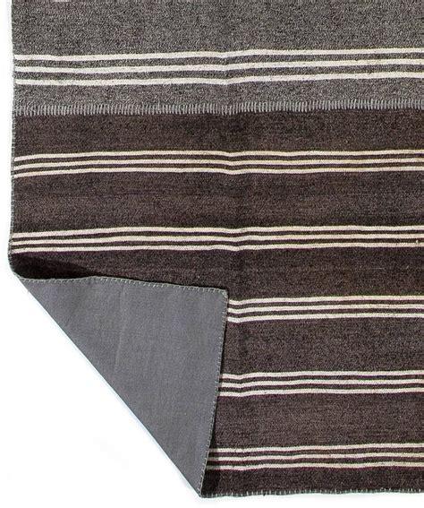 striped flat weave rug large striped kilim flat weave rug for sale at 1stdibs