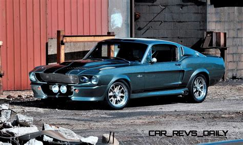 1967 shelby gt500 eleanor mustang