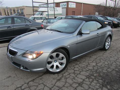 645 Bmw For Sale by 2004 Bmw 645ci Convertible Cheap Used Vehicles For Sale 2
