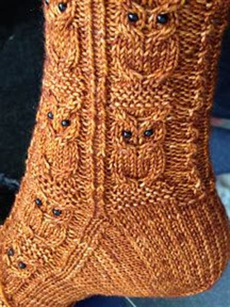 pattern for owl socks 1000 images about owl cable patterns on pinterest