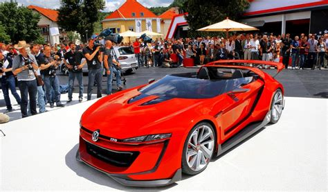 volkswagen gti roadster 2014 volkswagen gti roadster concept concept sport car