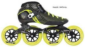 Sepatu Roda Speed Cityrun sepatu roda the subejo