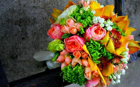 Floral Bouquets by Flower Bouquet Wallpapers Wallpaper Cave