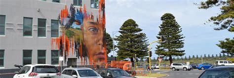 spray painter warrnambool ngatanwarr welcome mural warrnambool