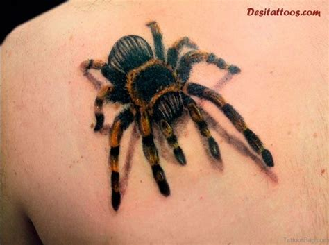 tarantula tattoo 63 great spider tattoos for back