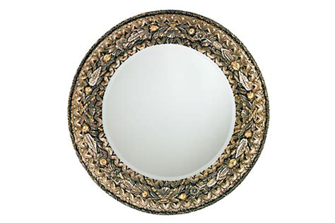 gold and silver mirror rent accent mirrors brook furniture rental