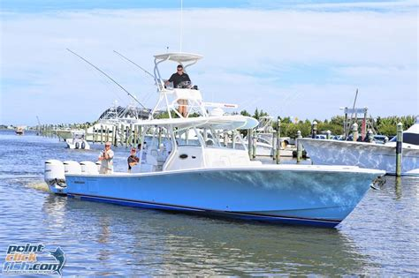 regulator boats performance tour the new regulator marine 41 center console video