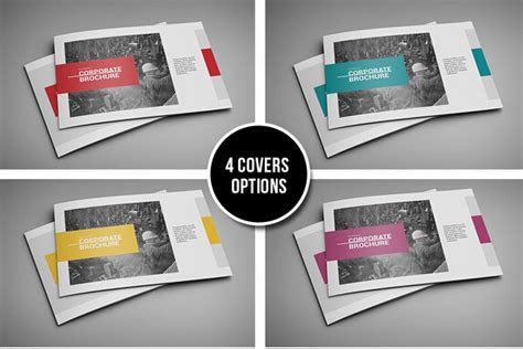 booklet brochure template 10 excellent booklet design templates for flourishing