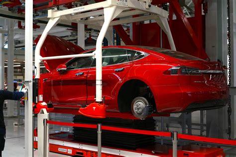 tesla factory tour tesla tilburg factory tour werksbesichtigung endmontage