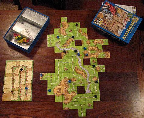 carcassonne gioco da tavolo carcassonne