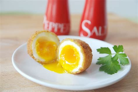 Fried Soft Boiled Egg ? The Novice Chef