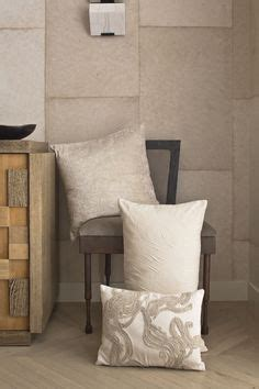 Wearstler Bedding by Sofia Vergara Decorative Pillows And Feathers On