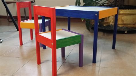tavolo sedia bimbi tavolo bimbi due sedie bambini cameretta di