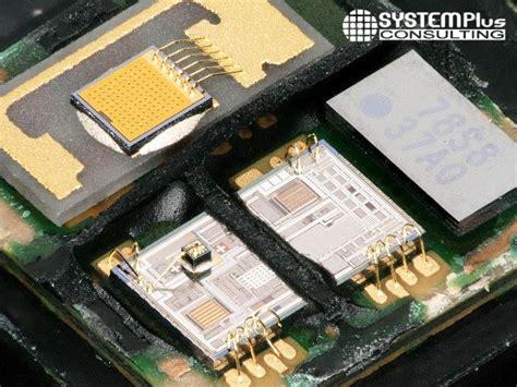 stmicroelectronics time  flight proximity sensor flood illuminator   apple iphone
