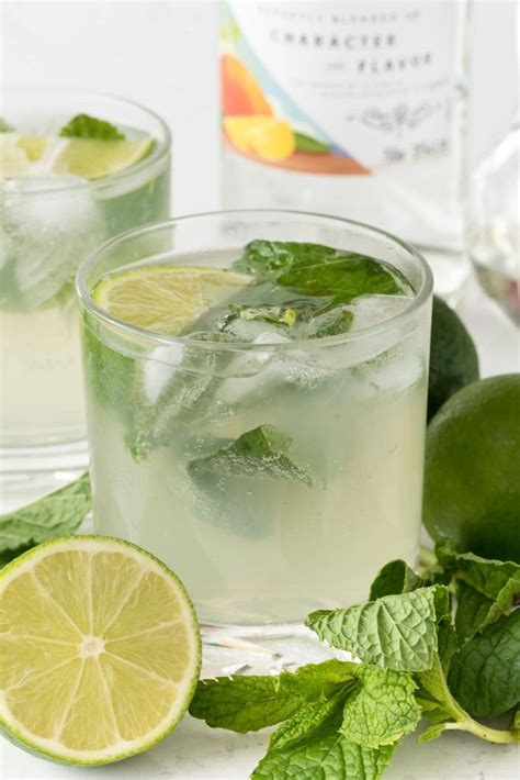 frozen mojito recipe 19 party punch cocktail recipes crazy for crust